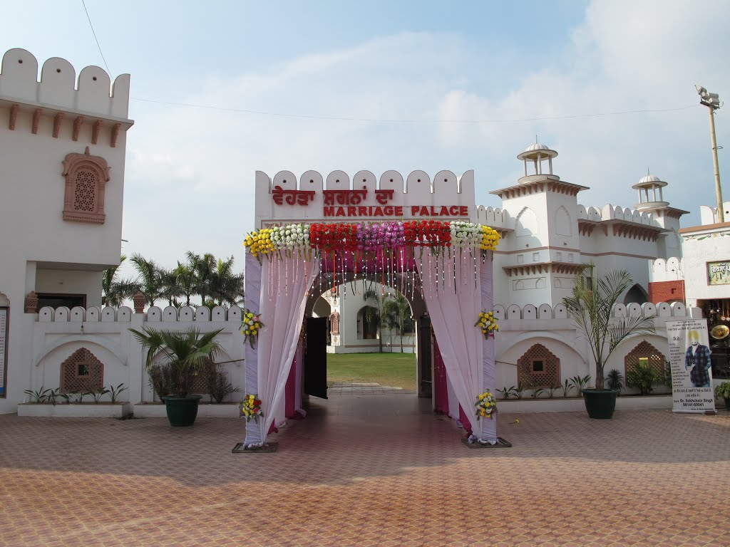 Wedding Photography Location in Punjab